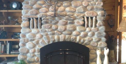Mason Gas Stove Installation