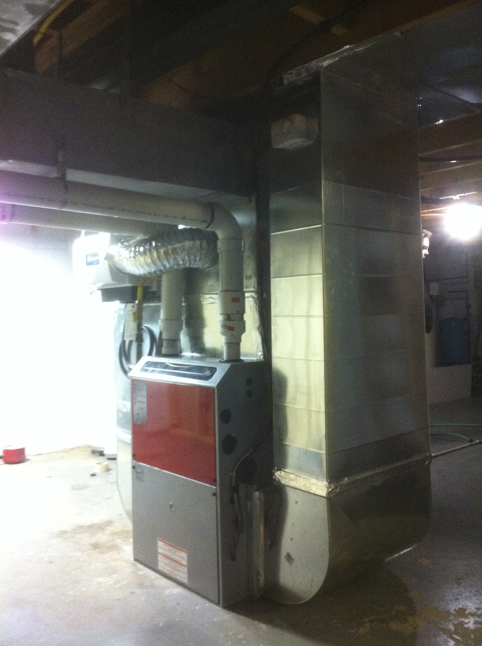 Furnace Installation