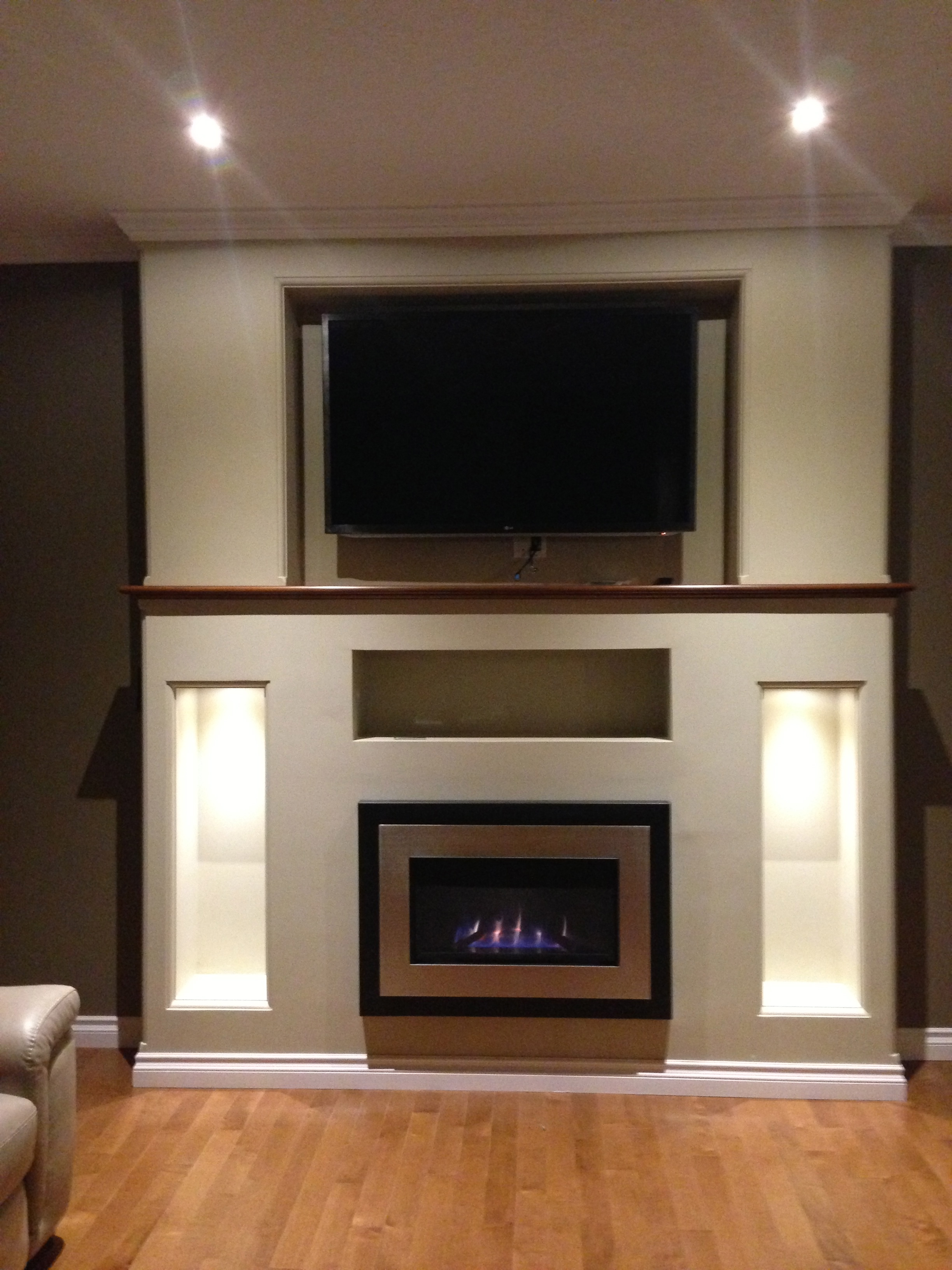 Contemporary Gas Insert
