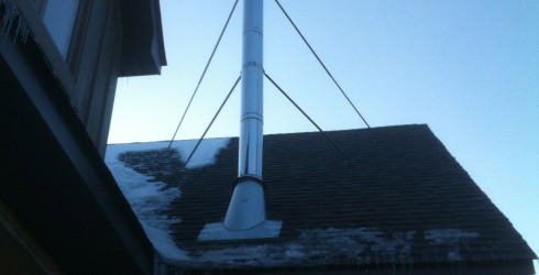 Chimney Installation