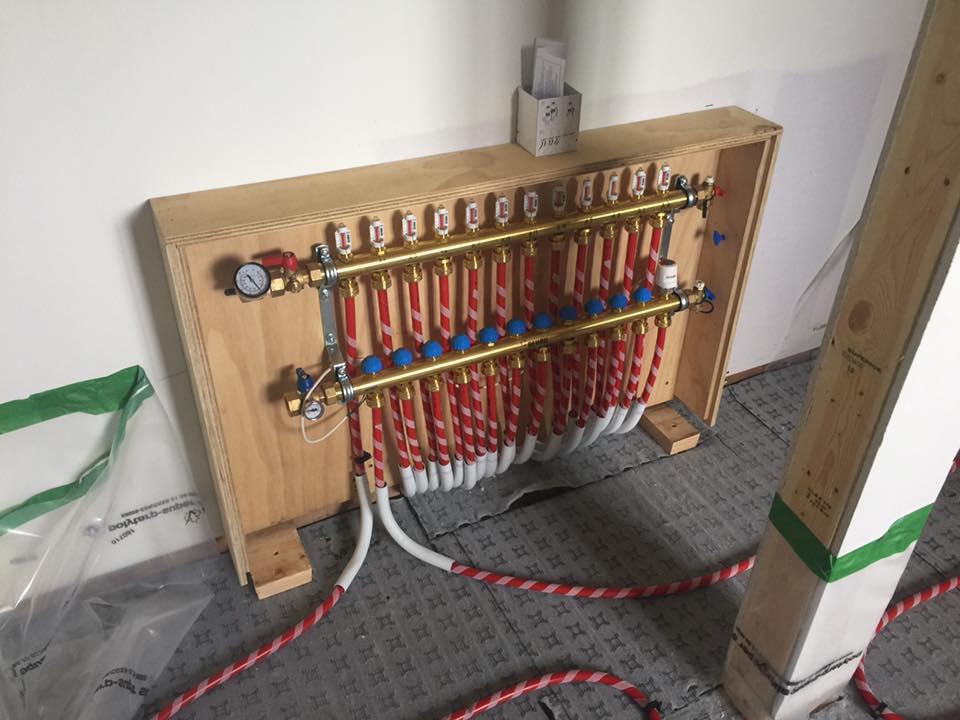 Underfloor heating 5